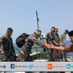 Bantu Korban Gempa, Tim Zeni dan Kesehatan Tiba di Pulau Sapudi