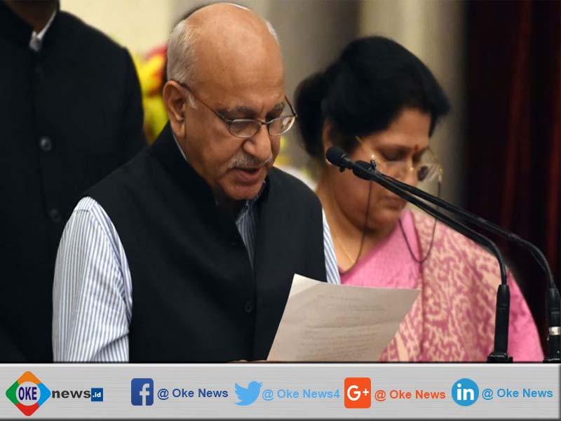 Dituduh Melakukan Pelecehan Seksual, Menteri India Mengundurkan Diri