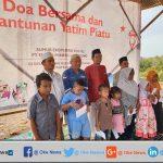 KKKS EML Berbagi Dengan Anak Yatim Di Tanjung Sumenep