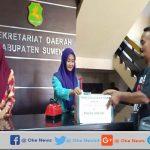 Peduli Korban Gempa Di Sapudi, Kuli Tinta Di Sumenep Galang Dana