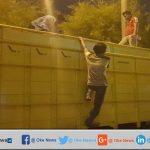 Polresta Palembang Gagalkan Penyelundupan Minyak Mentah Ilegal