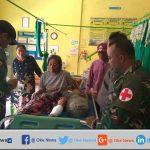 Tiba di Pulau Sapudi Sumenep, 7 Korban Gempa Langsung Ditangani Tim Kesehatan Kodam Brawijaya