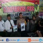 Polres Ciamis Amankan Penghina Anggota Polri Di Medsos