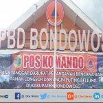 BPBD Bondowoso Himbau Warga Waspada Bencana Hidrometeorologi