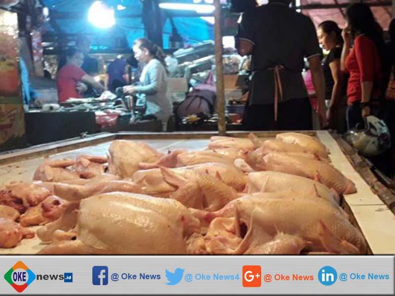 Jelang Natal Harga Ayam Potong Di Bandung Tembus Rp 36 Ribu