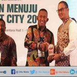 Kemenkominfo Beri Penghargaan Smart City Pada Pemkab Sumenep