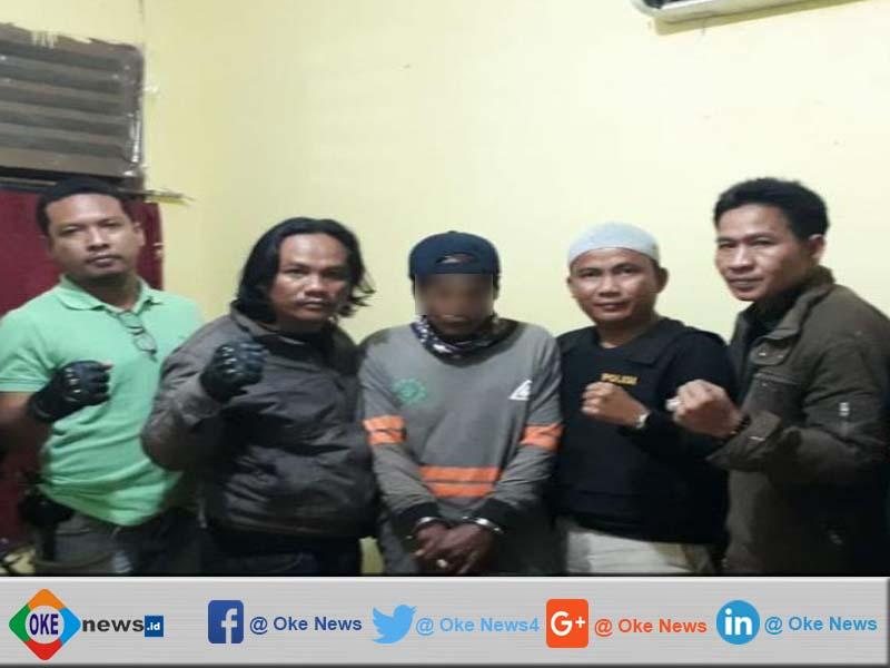 Miliki Senpi, Satpam Perusahaan Di Ogan Komering Ilir Ditangkap Polisi