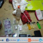 Polres Ogan Komering Ilir Tangkap Seorang Pengedar Narkoba