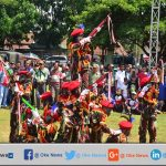 Ratusan Anak SD Di Semarang Jadi Anggota Kopassus