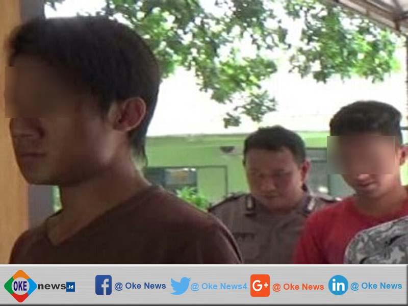 Curi Kabel, Dua Pemuda Ini Diamankan Polisi