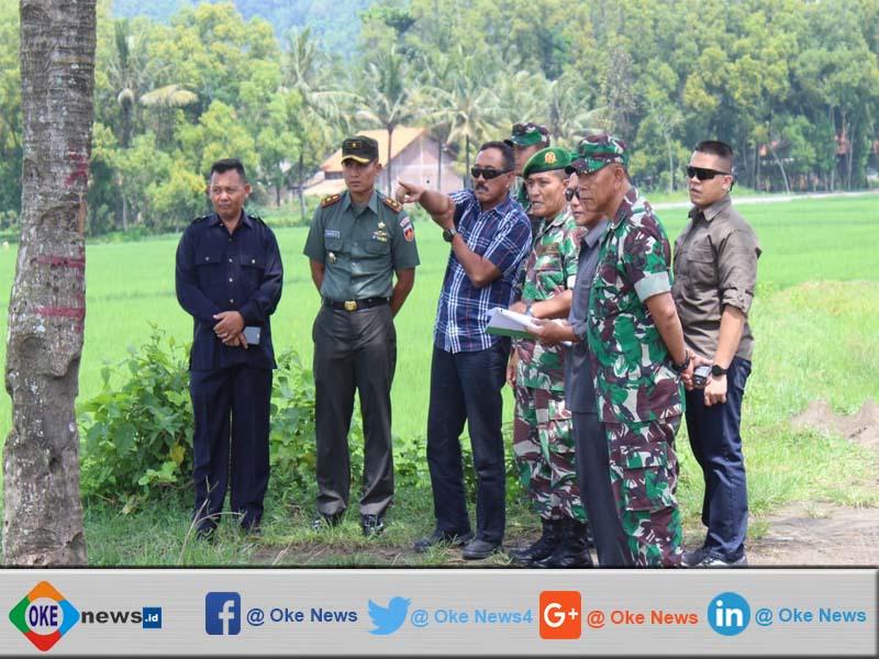 Pangdam IV Tinjau Aset TNI AD Di Cilacap