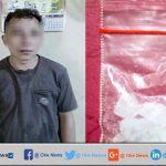 Hendak Transaksi Narkoba, Pemuda Asal Palembang Ditangkap Polres OKI