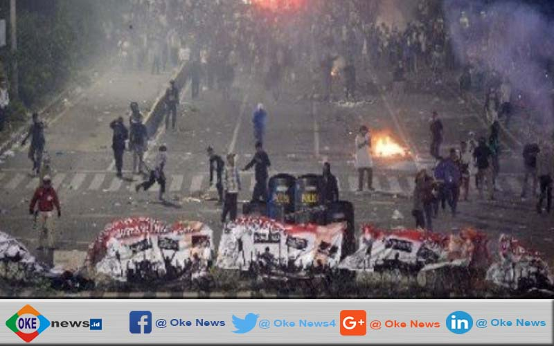 Kerusuhan Jakarta 22 Mei 2019, Polri Tangkap 6 Orang Pemilik Senpi Ilegal