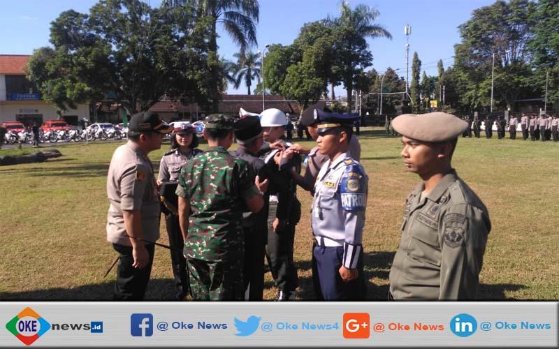 Polres Bondowoso Terjunkan 300 Personel