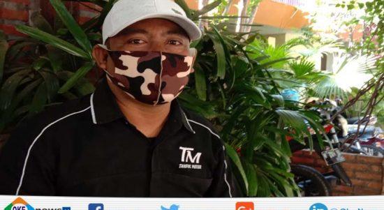 Belajar dari Taufik TM, Pelaku Bisnis Tetap Bertahan di Tengan Pandemi Covid-19